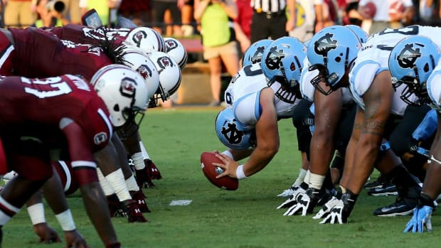 UNC South Carolina Belk Kickoff