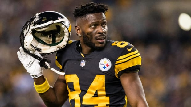 Art Rooney II: Steelers Not Planning to Release Antonio Brown, 'All Other Options Are on the Table' - IMAGE