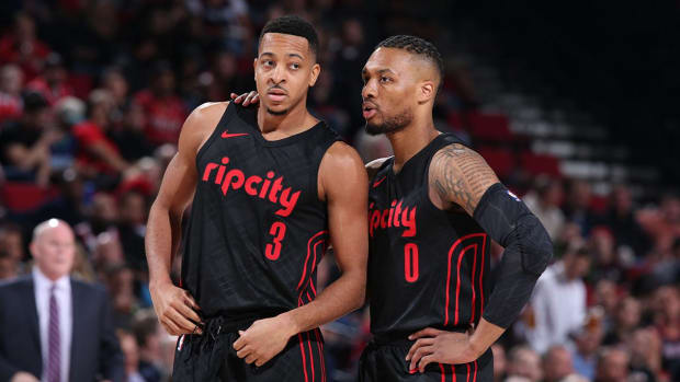 Are the Blazers Making a Mistake Locking up CJ McCollum Alongside Damian Lillard?