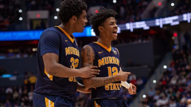 Ja Morant's Triple-Double Leads Murray State Past Marquette