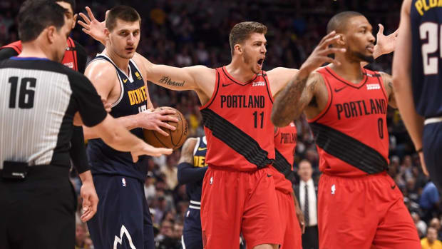 Blazers End 19-Year Conference Finals Drought With Game Seven Win Over Nuggets - IMAGE