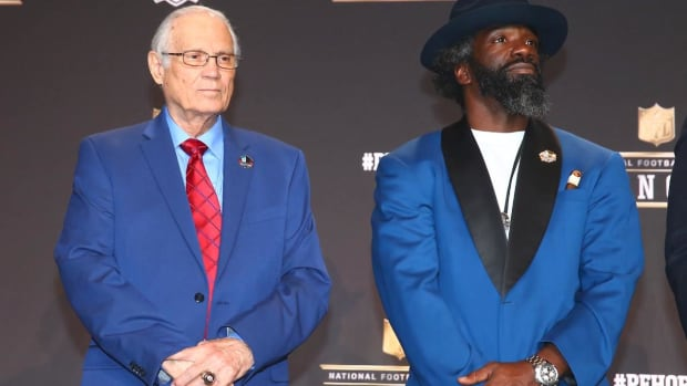 Ed Reed, Tony Gonzalez, Champ Bailey Highlight 2019 Hall of Fame Class--IMAGE