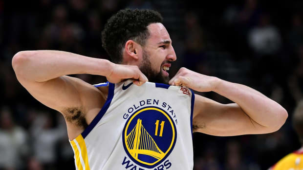 Klay Thompson Misses Out on $31 Million After All-NBA Snub