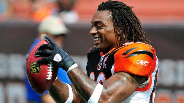 Former Texas Running Back Cedric Benson Dies in Motorcycle Accident at 36--IMAGE