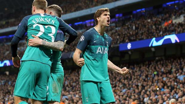 Champions League Quarterfinals: Explaining How Tottenham Upset Manchester City