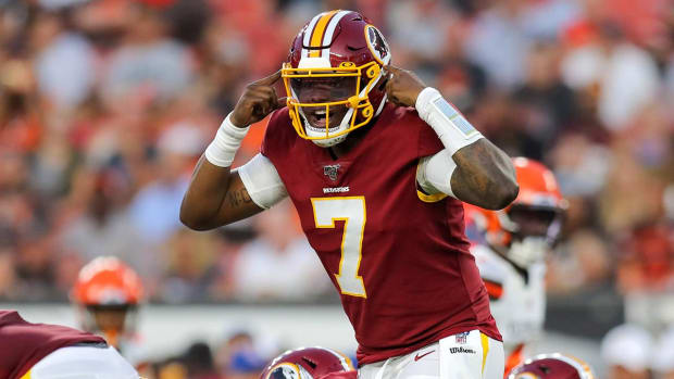 Washington Redskins Preview: When Will Dwayne Haskins Get Starting Nod?