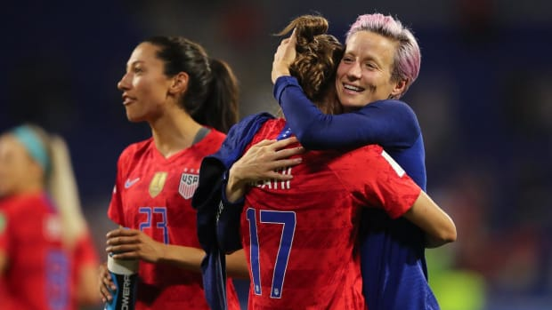 USA Defeats England to Reach Third Consecutive Women's World Cup Final - IMAGE