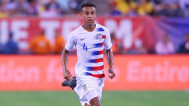 U.S. Soccer: Tyler Adams Slated to Miss Gold Cup Due to Injury - IMAGE