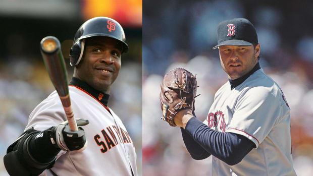 Bonds Clemens MLB Hall of Fame
