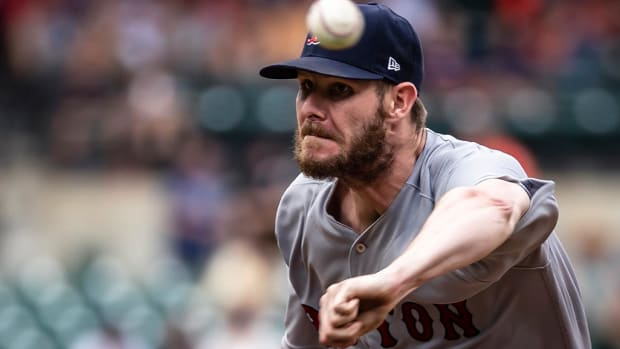 Assessing the Early Struggles of Red Sox Ace Chris Sale