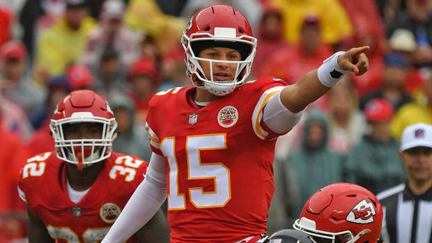 Patrick Mahomes Sets the Early Pace in NFL MVP Race