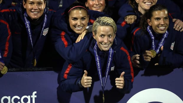 Julie Foudy: 'World is Catching Up' to the USWNT