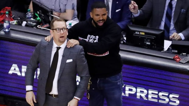 Drake Mike Budenholzer Raptors