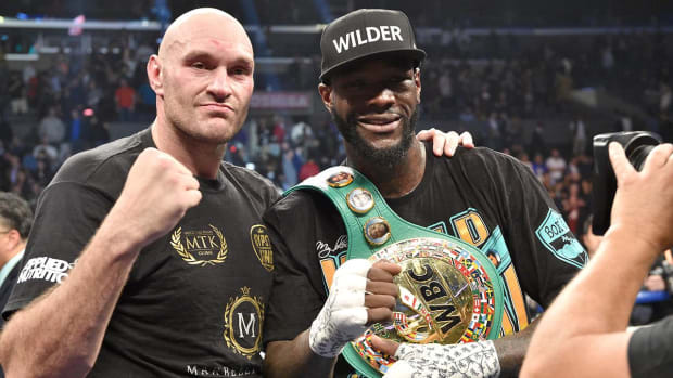 Tyson Fury Has Nothing but Positive Things to Say About Deontay Wilder