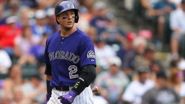 Troy Tulowitzki Announces Retirement After 13 MLB Seasons - IMAGE