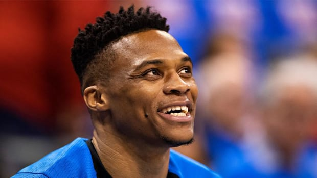 Should Rockets Writer Follow Through on Westbrook Tattoo Promise?