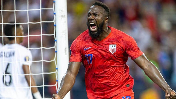 Jozy Altidore Scores Lone Goal in USMNT's 1-0 Gold Cup Win Over Panama