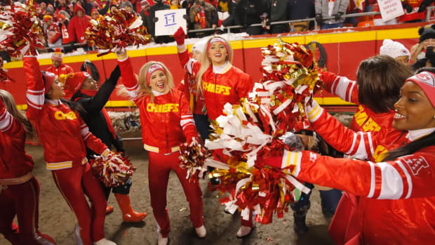 Rams, Saints, Chiefs and Patriots Punch Tickets to Championship Sunday--IMAGE