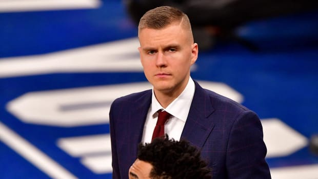 Derek Fisher: Knicks-Porzingis Rift Didn't Happen as Quickly as It Seemed