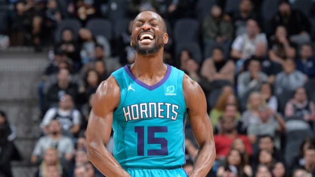 Hornets' Kemba Walker Selected as All-Star Starter For First Time--IMAGE