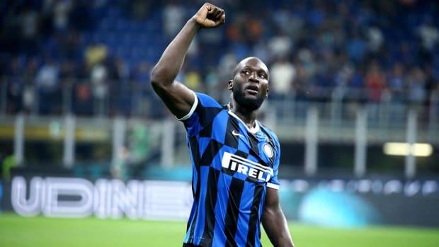 Inter Milan Star Romelu Lukaku Latest Target of Racist Abuse