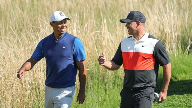 Brooks Koepka Explains Why He Ghosted Tiger Woods