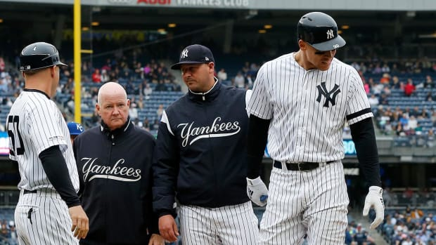 Do the Yankees Have Enough Depth to Withstand Their Injury Epidemic?