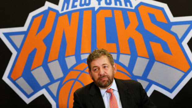 Knicks Ban Daily News Reporters From Recent Press Conference