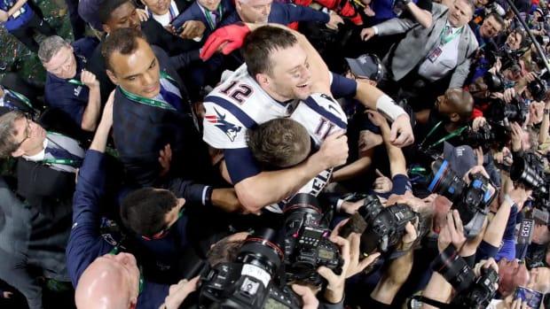 New England wins Super Bowl LIII Los Angeles Sixth Title Brady Belichick Era
