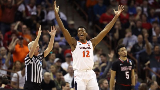 Virginia Basketball NCAA Tournament