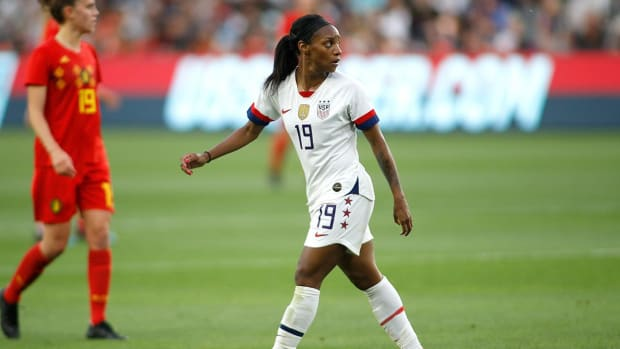 How Crystal Dunn Rebounded From Missing the 2015 World Cup
