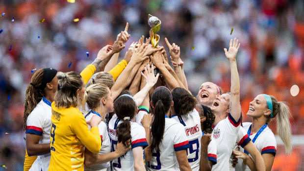 USWNT Continues to Dominate Women's Soccer, Wins Fourth World Cup title--IMAGE