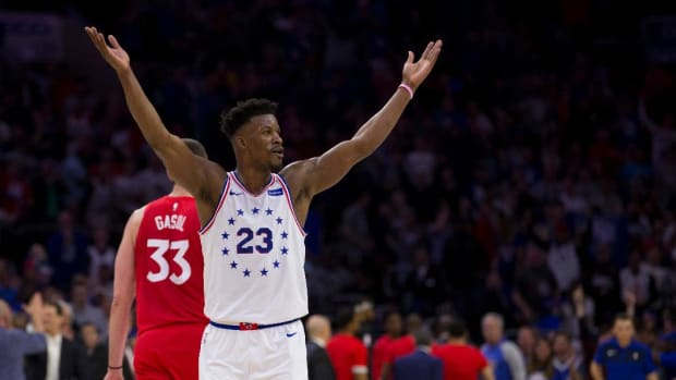 Could Jimmy Butler Fix the Rockets?
