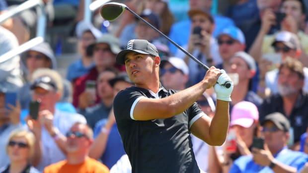Brooks Koepka Holds Seven-Stroke Lead at PGA Championship - IMAGE
