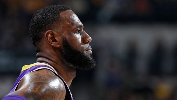 LeBron James Be 'Confident' That NBA Players Want to Join Him in L.A.