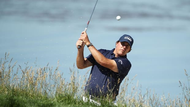 Phil Mickelson US Open