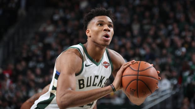 Bucks Eliminate Celtics, Advance to Eastern Conference Finals--IMAGE