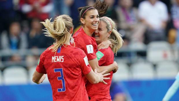 NWSL's Impact Felt at Women's World Cup, But League Still Needs Big Boost - IMAGE