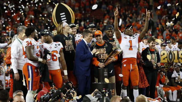 Clemson to Visit White House After National Championship Win - IMAGE