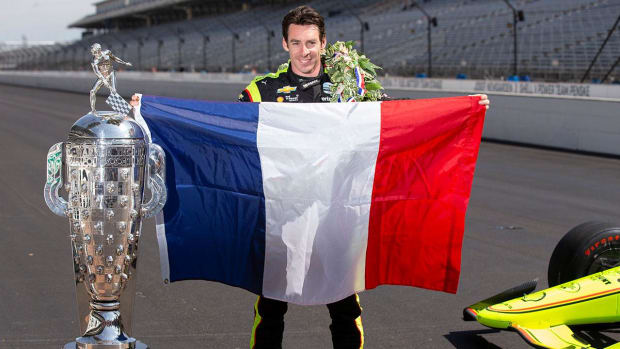Indy 500 Winner Simon Pagenaud Reflects on Iconic Win