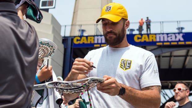 Paul Rabil on Why Fans Should Check Out the Premier Lacrosse League