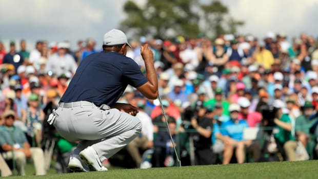 Why Has Tiger Woods' Putting Slipped in Recent Years?