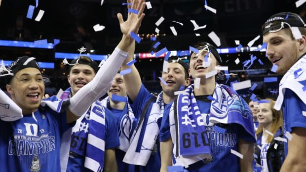 Duke, Virginia, North Carolina, Gonzaga Secure No. 1 Seeds in 2019 NCAA Tournament - IMAGE