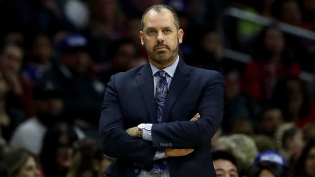 Report: Frank Vogel Agrees to Three-Year Deal to Become Lakers' New Head Coach--IMAGE