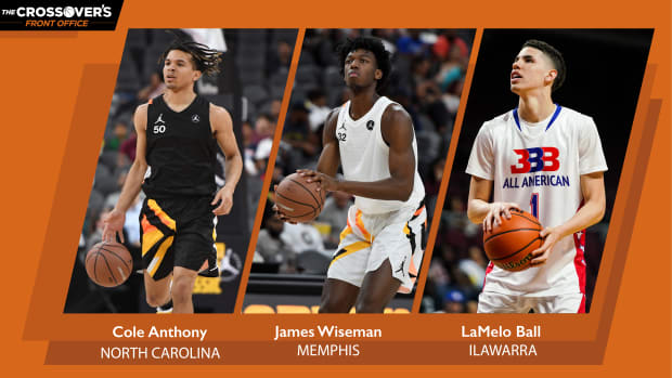 Nba Mock Draft Lamelo Ball Anthony Edwards Top Projections