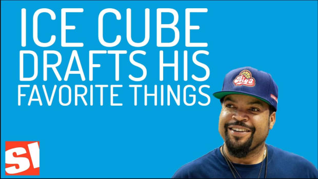 Ice Cube NBA Draft