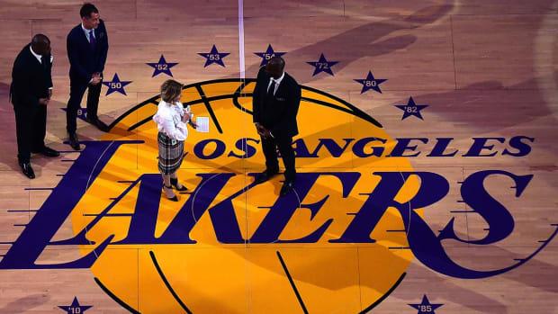 Lakers NBA