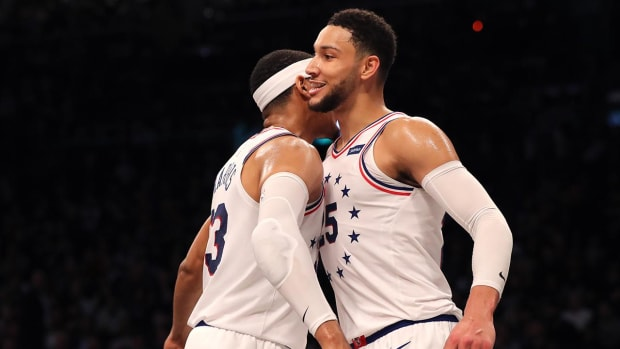 Ben Simmons Proves Doubters Wrong in Dominant Game 3 Performance
