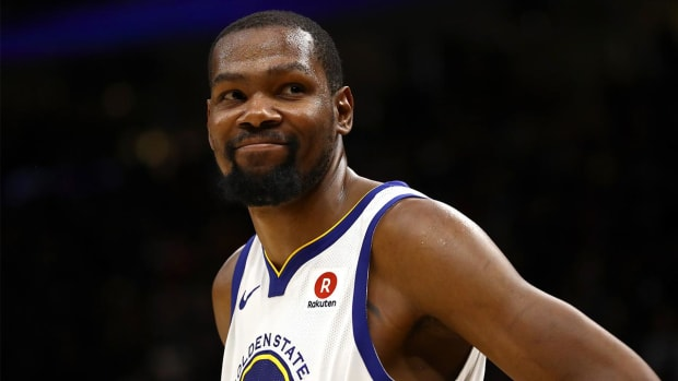 Kevin Durant's Return