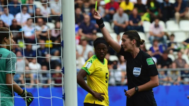 How to Make VAR Less Controversial at Women's World Cup - IMAGE